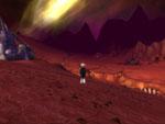 Krys at Hellfire Peninsula