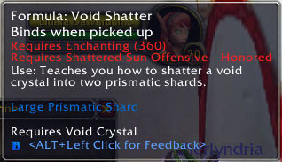 2.4 Patch Void Shatter