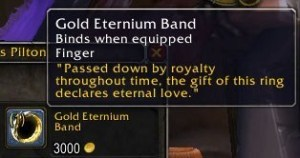 Pilton Eternium Band Sm