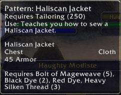 Haliscan Jacket