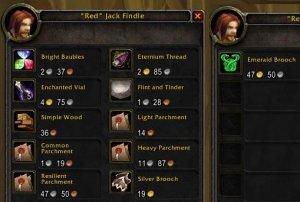 WotLK Trade Vendor Goodies
