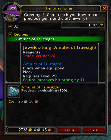 Amulet of Truesight