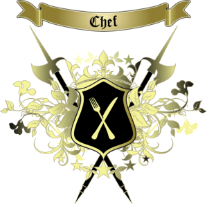 Chef: Crossed Utensils