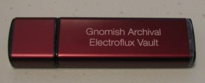 Gnomish Archival Electroflux Vault
