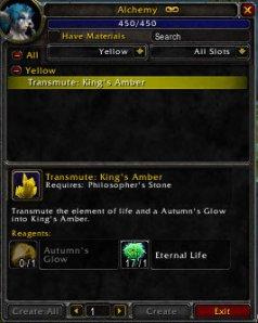 King's Amber v2.0