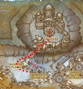 Patch 3.2: Map to Jeeves
