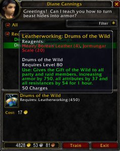 Drums of the Wild